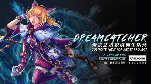 ClazCamp 2018 - Dreamcatcher (21-23th June 2018)