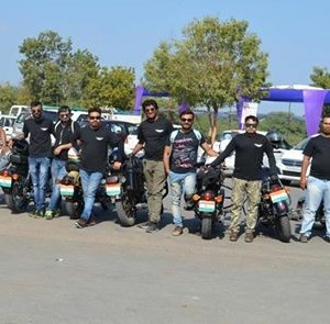 Get-Together Ride to Mahudi to Alloha hills.
