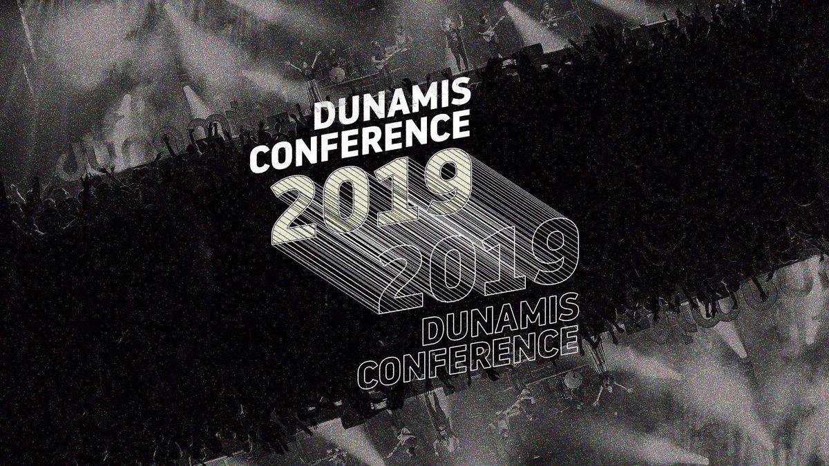 Conferncia Dunamis 2019