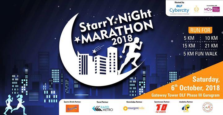 Starry Night Marathon 2018