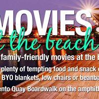 Movies at the Beach