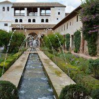 Lart des jardins Arabo-Andalous &amp les jardins dEspagne