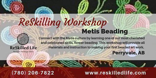Metis Beading Workshop