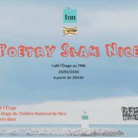 Poetry Slam - Janvier 2018