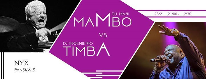 Mambo vs. Timba party of CNSC