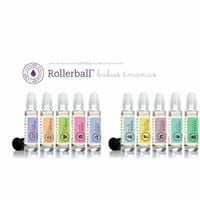 Essential Oils for New Moms &amp Babies W Rollerball Make N Take