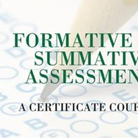 Formative and Summative Assessment