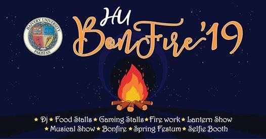 HU Bonfire 2019