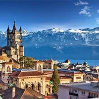 Lausanne Network for Women in International Sport drinks