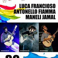 Concerto di chitarre con Francioso Fiamma &amp Jamal