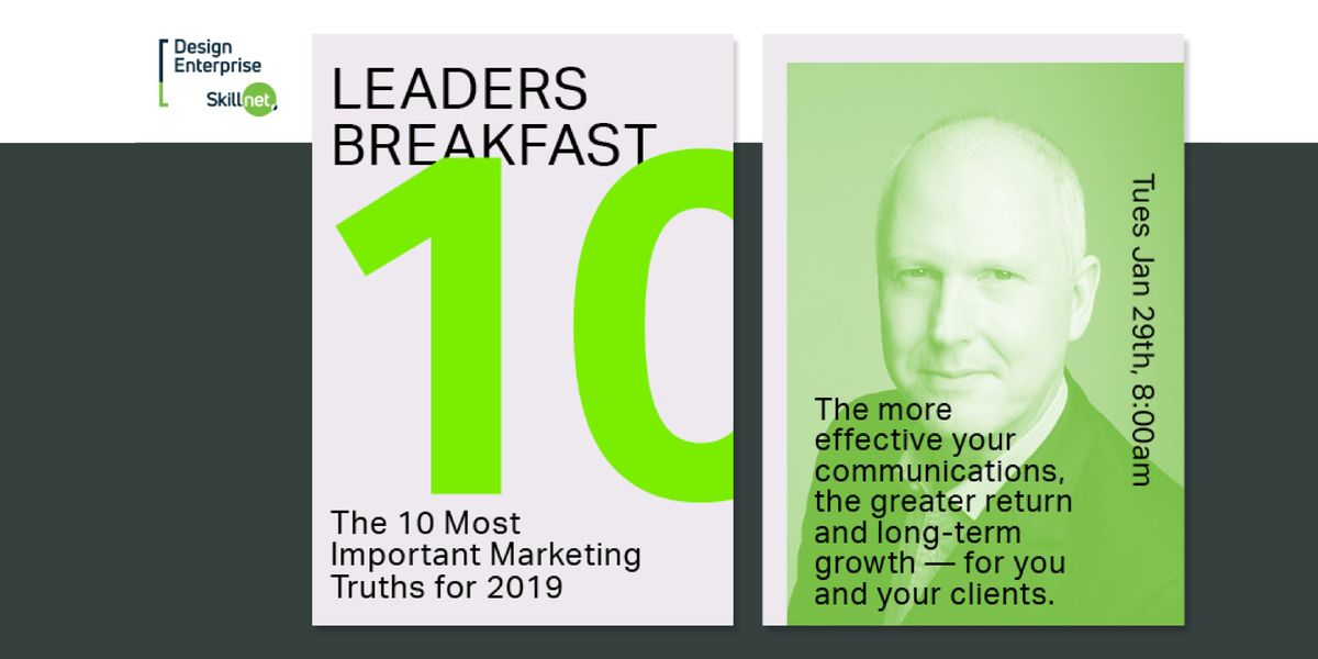 The Ten Most Important Marketing Truths with Alan Cox