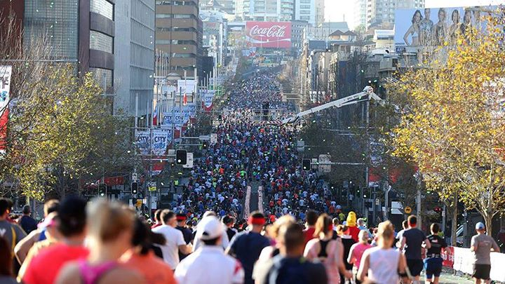The Sun Herald City2Surf Presented By Westpac At 60 Park St Sydney NSW 2000 Australia