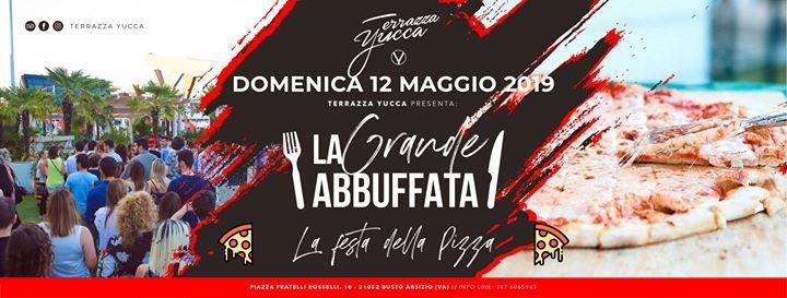 La Festa Della Pizza A Busto Arsizio La Grande Abbuffata
