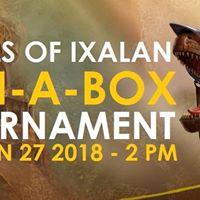 MTG Win-A-Box Tournament