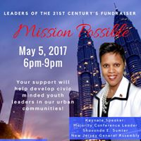 Leaders of the 21st Century Mission Possible Fundraiser