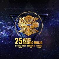 Cosmic Music - 25 Years at Kesselhaus Augsburg