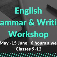 English Grammar &amp Writing Workshop