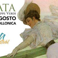 La Traviata di Giuseppe Verdi al Follonica Summer Festival