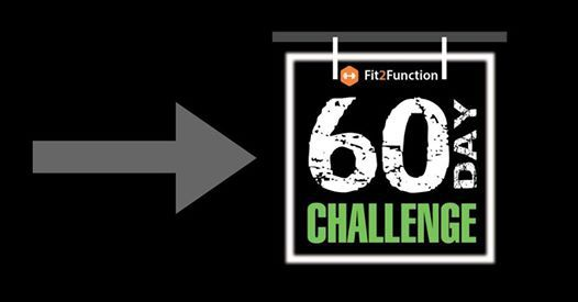60 Day Fitness Challenge At Fit 2 Function1405 Jungermann Rd Suite