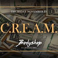 CREAM  Hip Hop Meets Strip Club &amp Dolla Bills