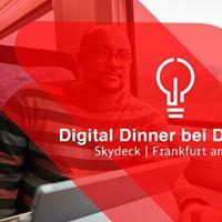 Digital Dinner bei DB Systel