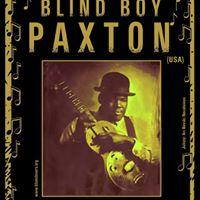 Blind Boy Paxton (USA) Down Home Kivi 19.10.17