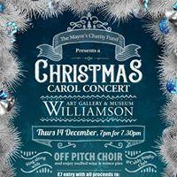 The Mayors Christmas Carol Concert