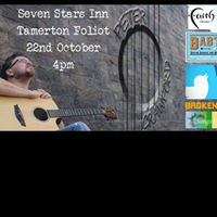 Peter Crawford at Seven Stars Inn