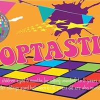 Messy Play Cheltenham - Poptsatic Party