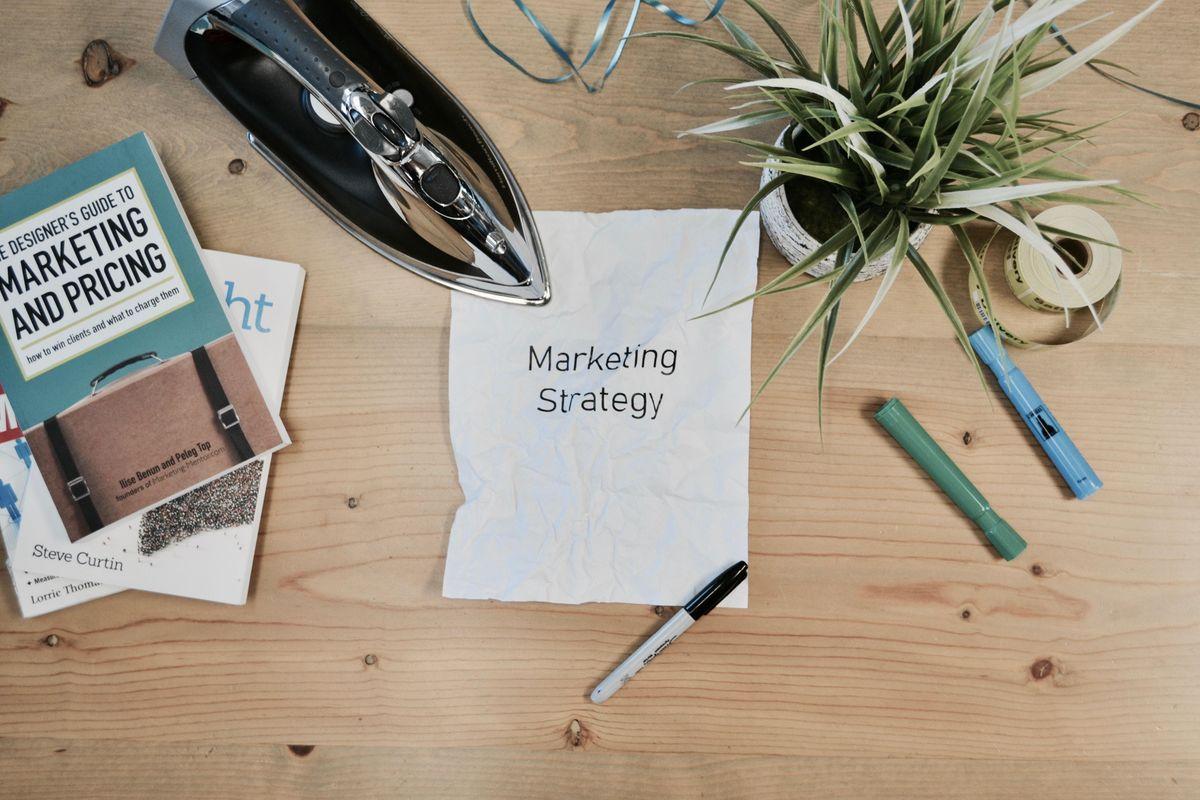 Startup Marketing Stratgia