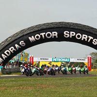 ARRC RD5 India - Madras Motor Race Track