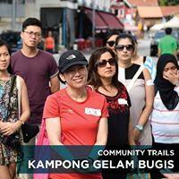 Community Trails Kampong Gelam Bugis (27 Jan 2018)