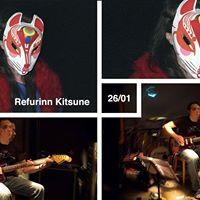 Refurinn Kitsune  Marteleur