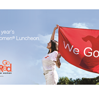 Rochester Go Red Luncheon