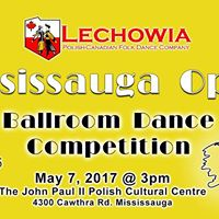 Mississauga Open Ballroom Dance Competition