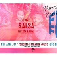 Friday Fusion Showcase