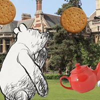 Pembroke College Winnie the Pooh Society Relaunch