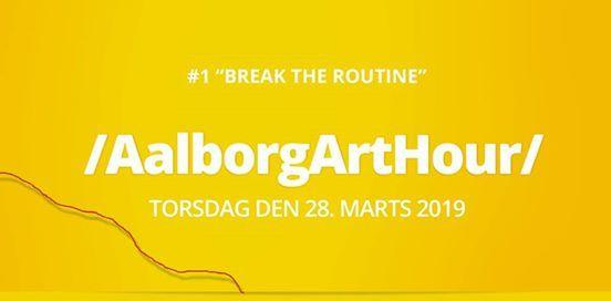 Aalborg Art Hour p Sofiendalskolen