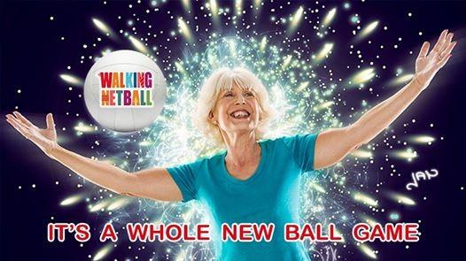 Stafford Walking Netball
