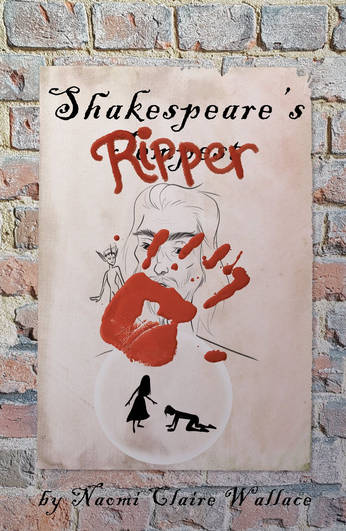 Book Signing - Shakespeares Ripper by Naomi Claire Wallace