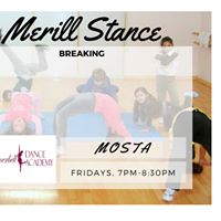 Breaking Lessons Friday at Summerbell Dance Academy
