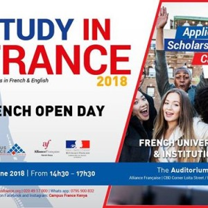 French OPEN DAY - STUDY IN France