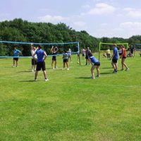Sandwell Volleyball Tournament 2017
