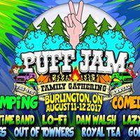 Puff Jam Family Gathering 4 - Burlington on