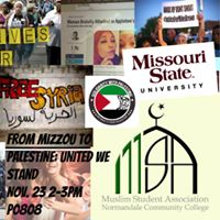 &quotFrom Mizzou to Palestine&quot