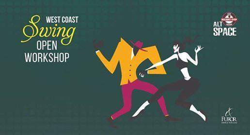 Open Workshop West Coast Swing 2019