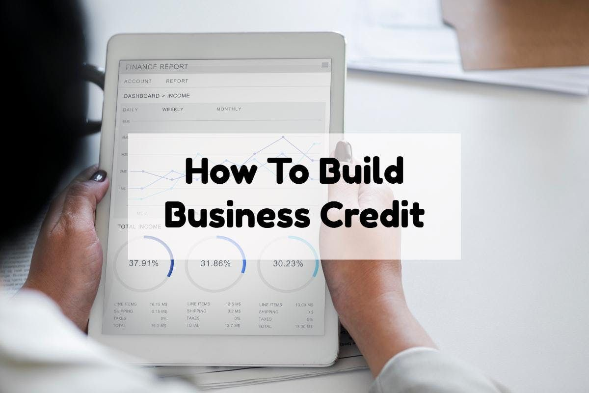 How to Build Business Credit - Cincinnati OH