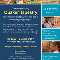 Quaker Tapestry Exhibition