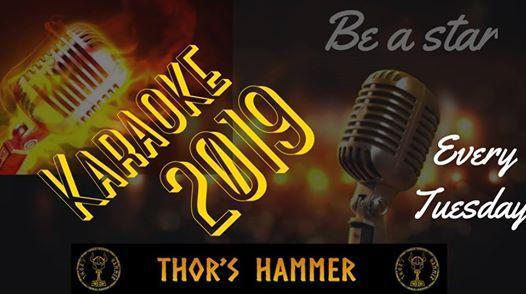 Karaoke Night Thors