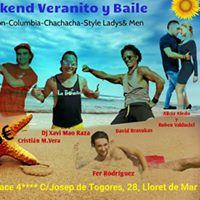 Weekend Salsa Fer Veranito Y Baile